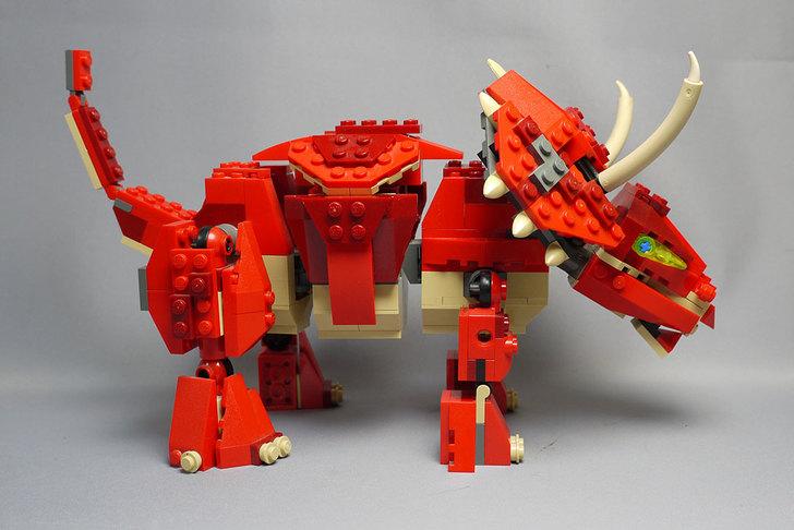 LEGO-4892-トリケラトプスの掃除をしたので写真を撮った1-9.jpg