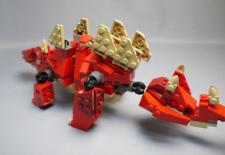 LEGO-4892-トリケラトプスの組み替えステゴザウルス15.jpg