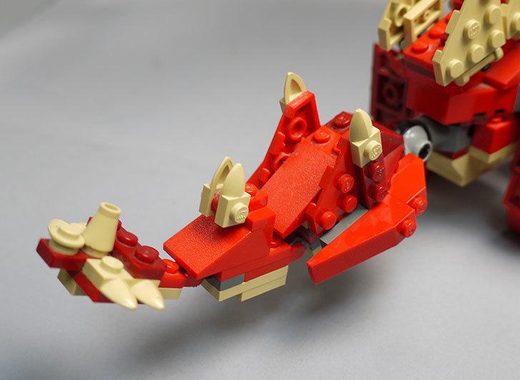 LEGO-4892-トリケラトプスの組み替えステゴザウルス17.jpg