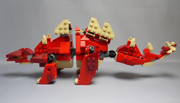 LEGO-4892-トリケラトプスの組み替えステゴザウルス2.jpg