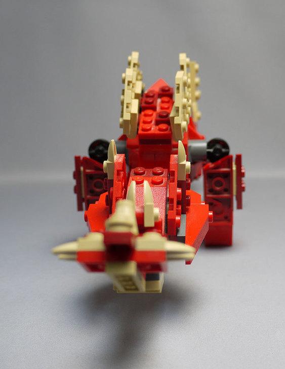 LEGO-4892-トリケラトプスの組み替えステゴザウルス4.jpg