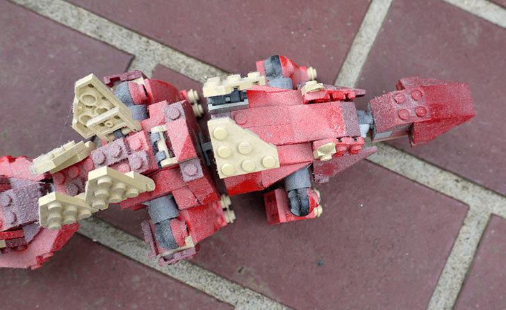 LEGO-4892-トリケラトプスの組み替えステゴザウルスの掃除をした1.jpg