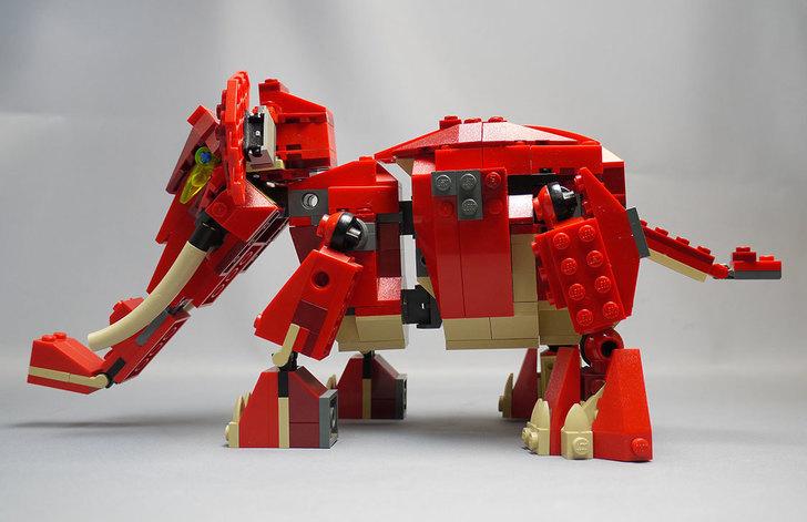 LEGO-4892-トリケラトプスの組み替えマンモス12.jpg