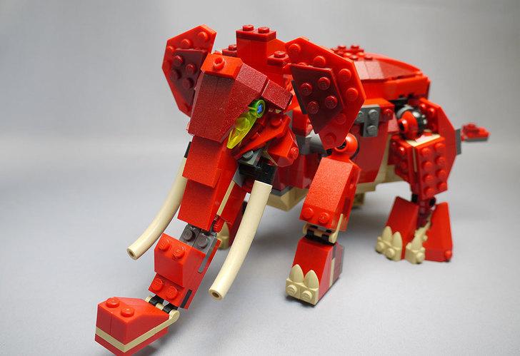 LEGO-4892-トリケラトプスの組み替えマンモス17.jpg