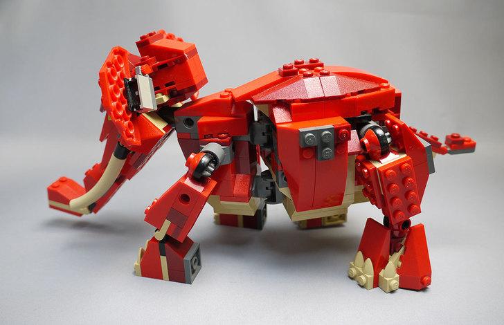 LEGO-4892-トリケラトプスの組み替えマンモス19.jpg