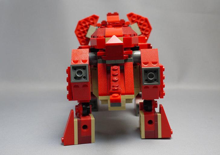 LEGO-4892-トリケラトプスの組み替えマンモス4.jpg