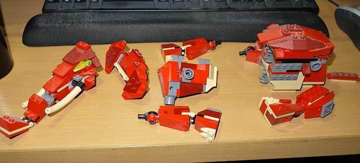 LEGO-4892-トリケラトプスの組み替えマンモスの掃除をした2.jpg