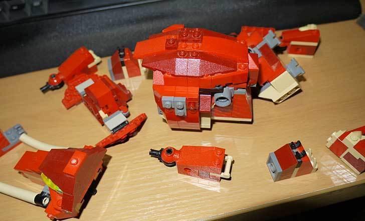 LEGO-4892-トリケラトプスの組み替えマンモスの掃除をした7.jpg