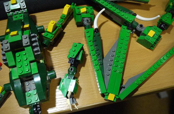 LEGO-4894-グリーンドラゴンの掃除をした11.jpg