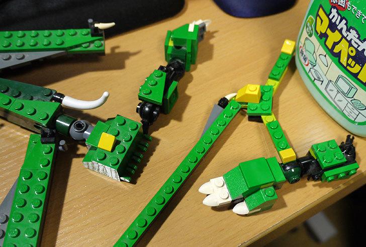 LEGO-4894-グリーンドラゴンの掃除をした12.jpg
