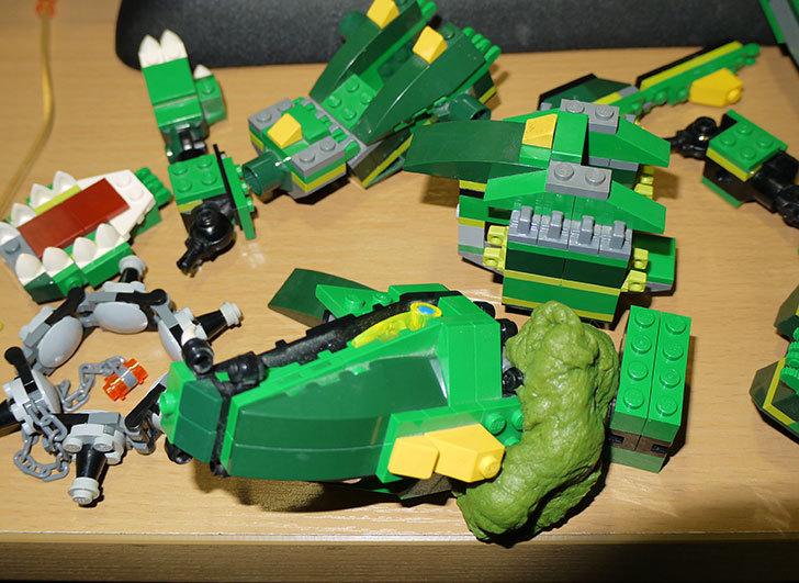 LEGO-4894-グリーンドラゴンの掃除をした16.jpg