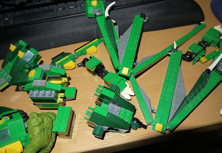 LEGO-4894-グリーンドラゴンの掃除をした17.jpg