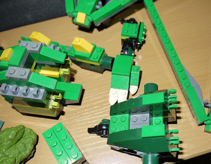 LEGO-4894-グリーンドラゴンの掃除をした19.jpg