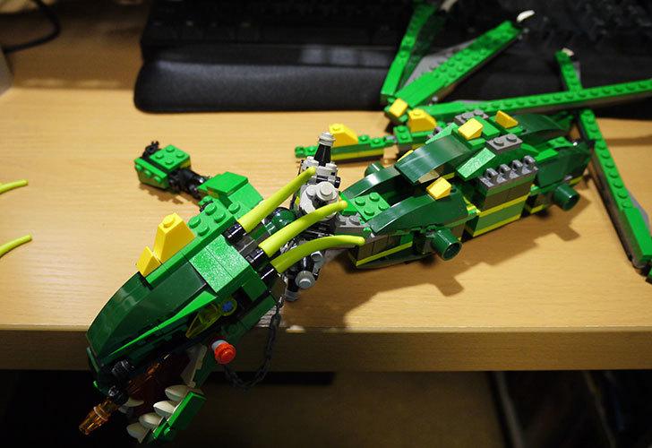LEGO-4894-グリーンドラゴンの掃除をした21.jpg