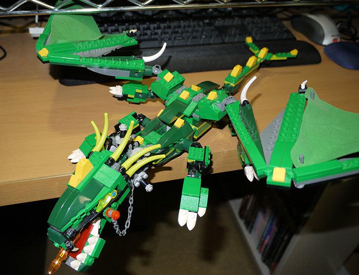 LEGO-4894-グリーンドラゴンの掃除をした24.jpg