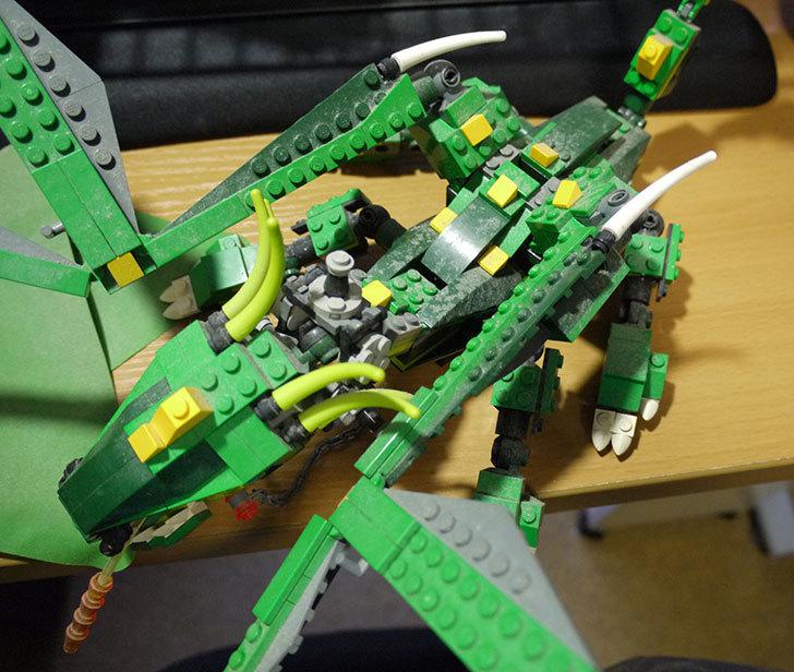 LEGO-4894-グリーンドラゴンの掃除をした4.jpg