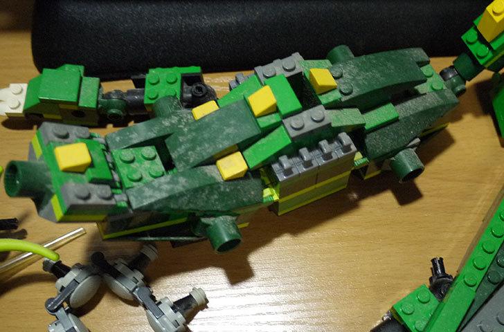 LEGO-4894-グリーンドラゴンの掃除をした6.jpg