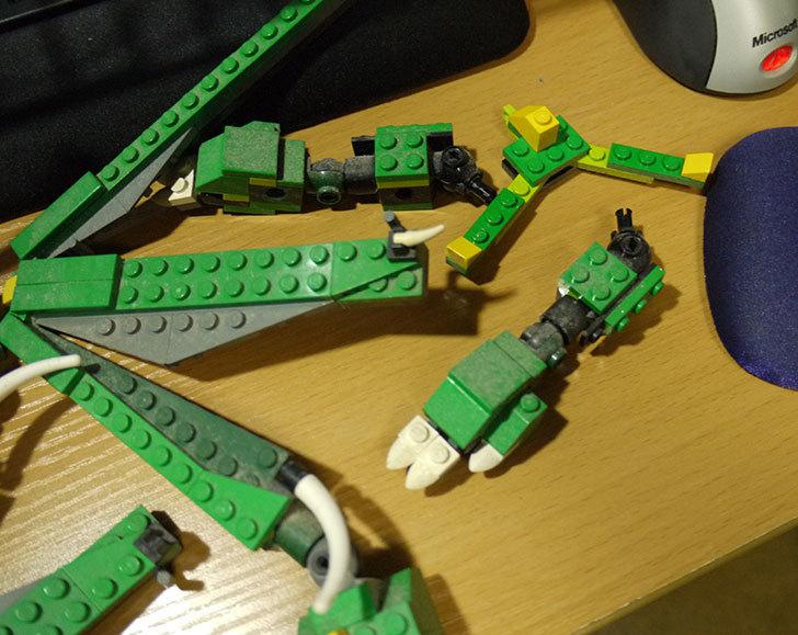 LEGO-4894-グリーンドラゴンの掃除をした7.jpg