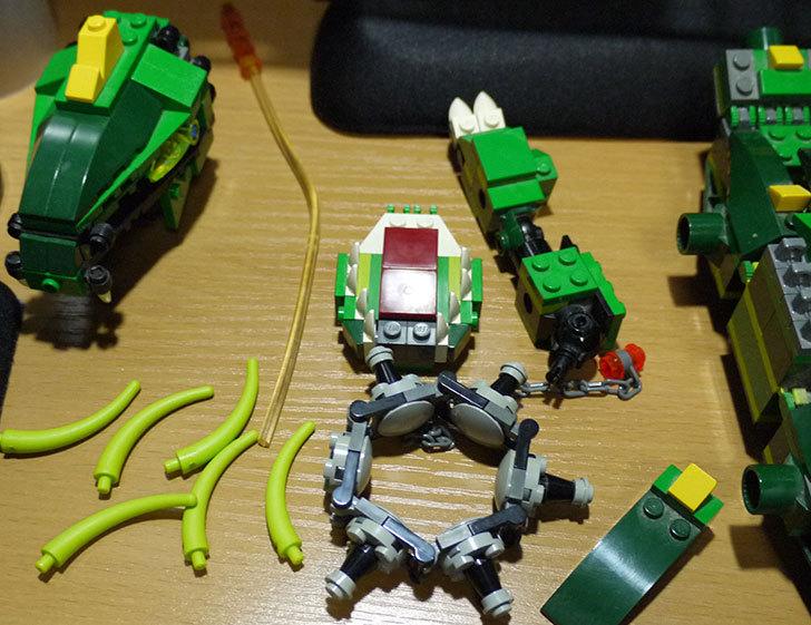 LEGO-4894-グリーンドラゴンの掃除をした9.jpg