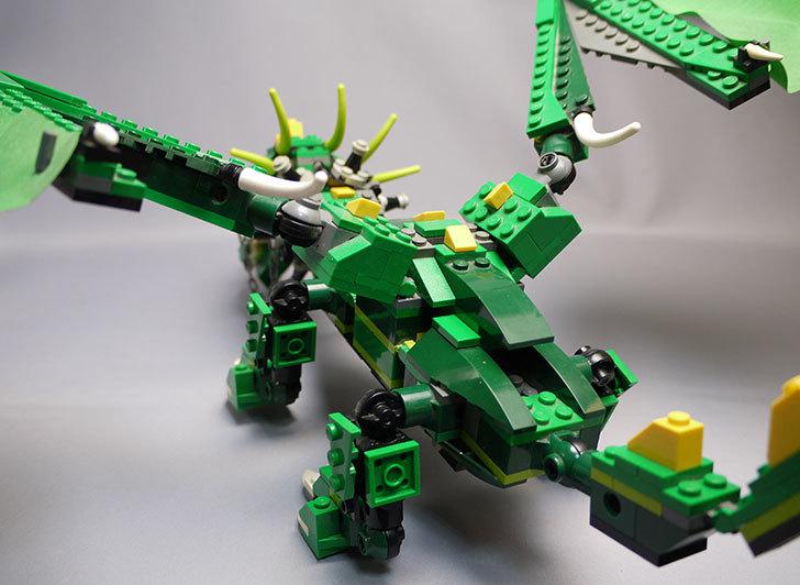 LEGO-4894-グリーンドラゴンの掃除をしたので写真を撮った10.jpg
