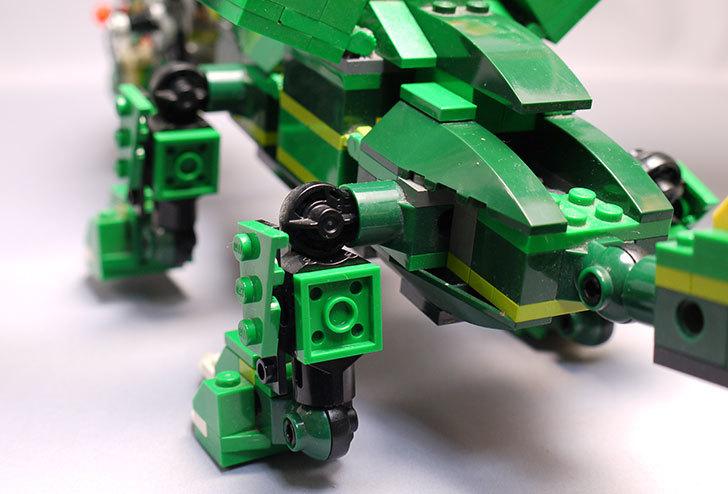 LEGO-4894-グリーンドラゴンの掃除をしたので写真を撮った11.jpg