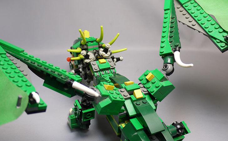 LEGO-4894-グリーンドラゴンの掃除をしたので写真を撮った12.jpg