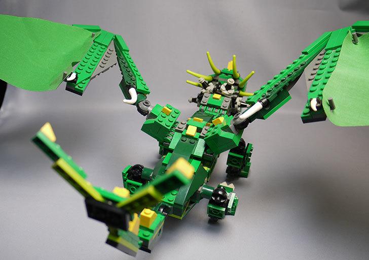 LEGO-4894-グリーンドラゴンの掃除をしたので写真を撮った13.jpg