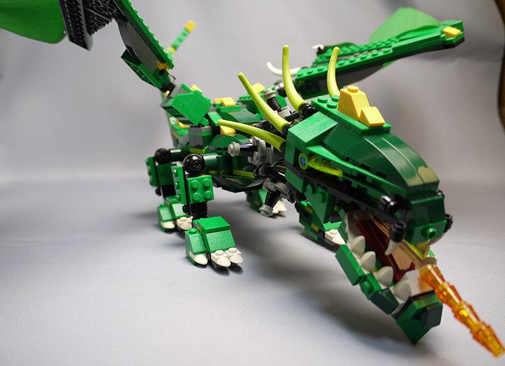 LEGO-4894-グリーンドラゴンの掃除をしたので写真を撮った18.jpg
