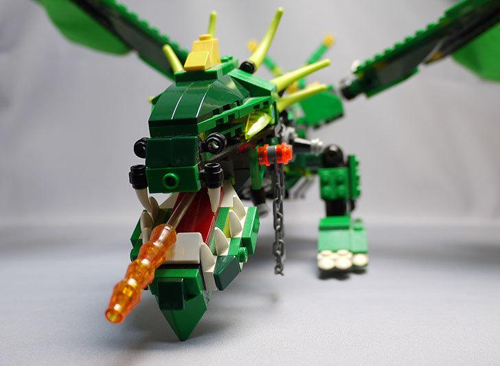 LEGO-4894-グリーンドラゴンの掃除をしたので写真を撮った20.jpg
