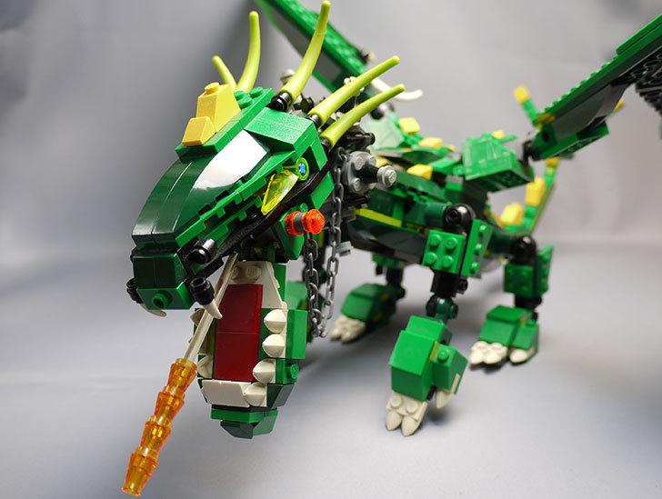 LEGO-4894-グリーンドラゴンの掃除をしたので写真を撮った21.jpg