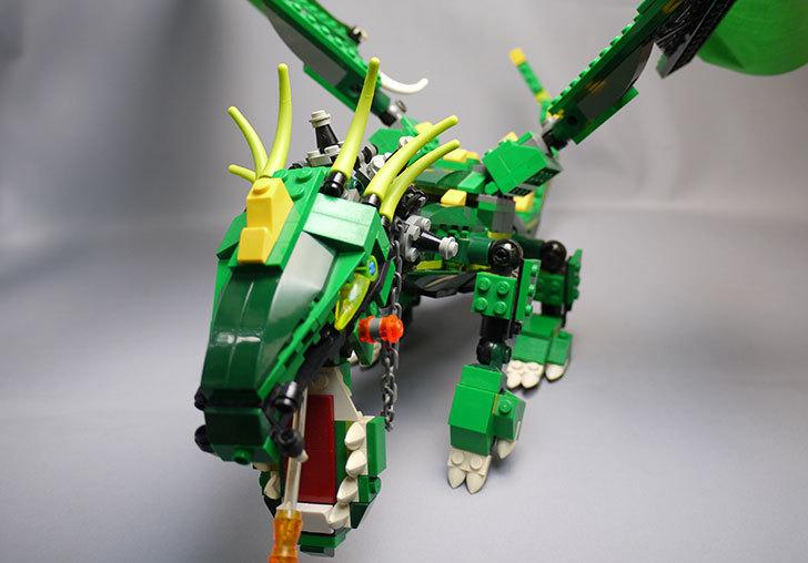 LEGO-4894-グリーンドラゴンの掃除をしたので写真を撮った23.jpg