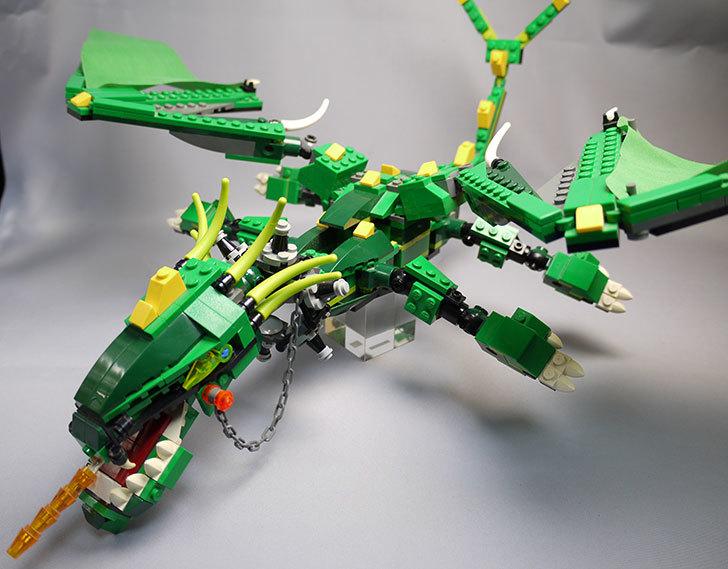 LEGO-4894-グリーンドラゴンの掃除をしたので写真を撮った24.jpg