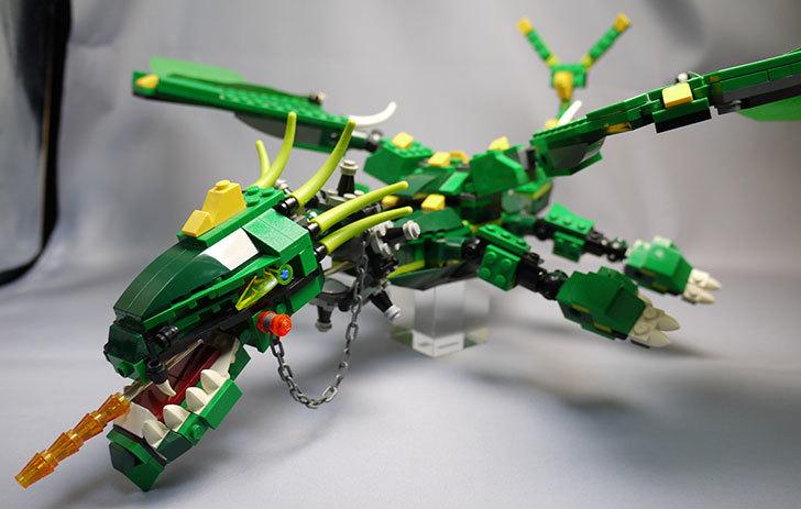 LEGO-4894-グリーンドラゴンの掃除をしたので写真を撮った25.jpg