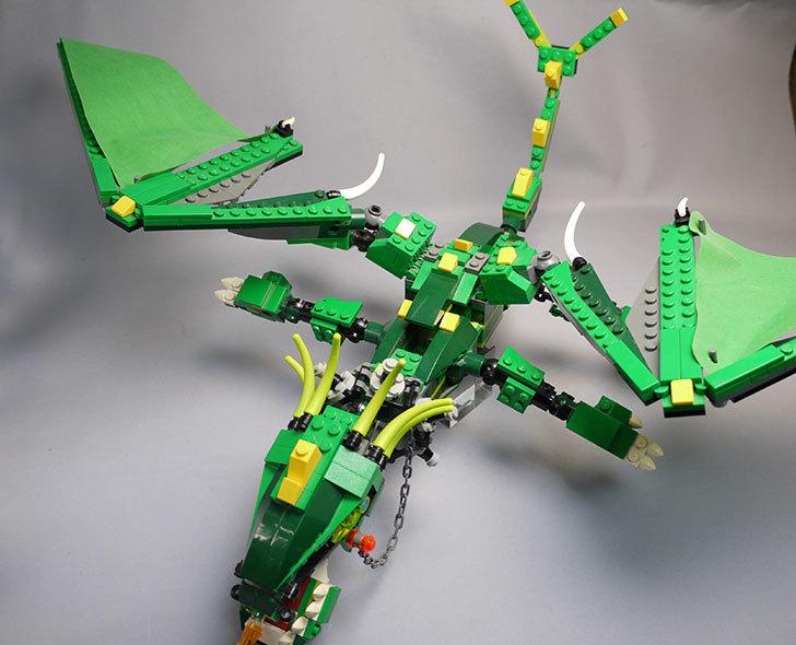 LEGO-4894-グリーンドラゴンの掃除をしたので写真を撮った26.jpg