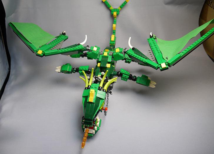 LEGO-4894-グリーンドラゴンの掃除をしたので写真を撮った27.jpg