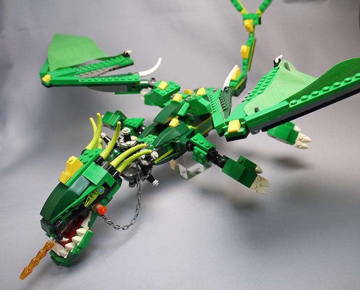 LEGO-4894-グリーンドラゴンの掃除をしたので写真を撮った29.jpg