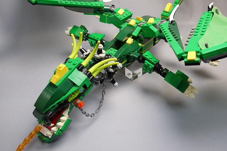 LEGO-4894-グリーンドラゴンの掃除をしたので写真を撮った30.jpg