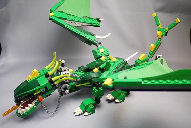 LEGO-4894-グリーンドラゴンの掃除をしたので写真を撮った6.jpg