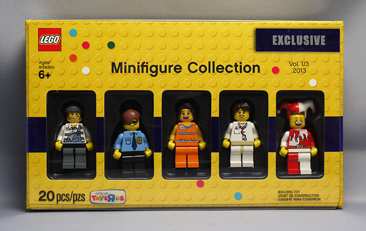 LEGO-5002146-Minifigure-Collection-Vol.-1-3-2013を買った1.jpg
