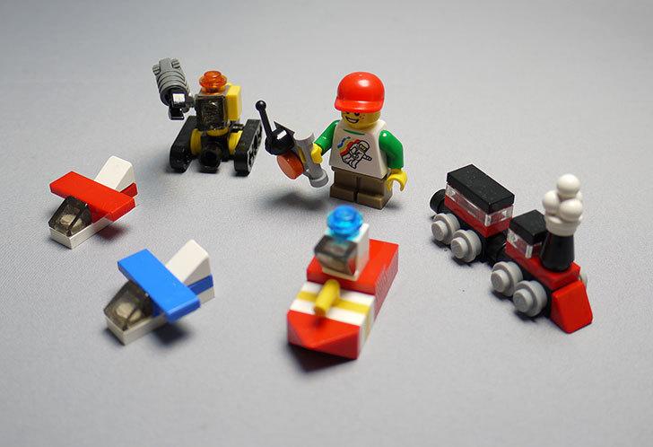 LEGO-60024-シティ・アドベントカレンダーを作った53.jpg