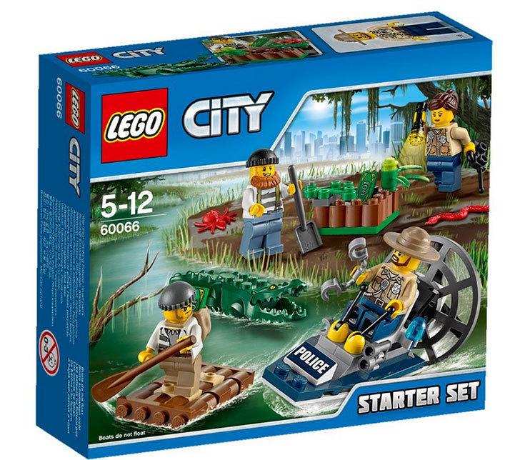 LEGO-60066-ポリス~沼地で追跡~スタートセットが43%offだったので2個ポチった1.jpg