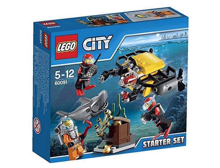 LEGO-60091-海底調査スタートセット41%offだったのでポチった1.jpg