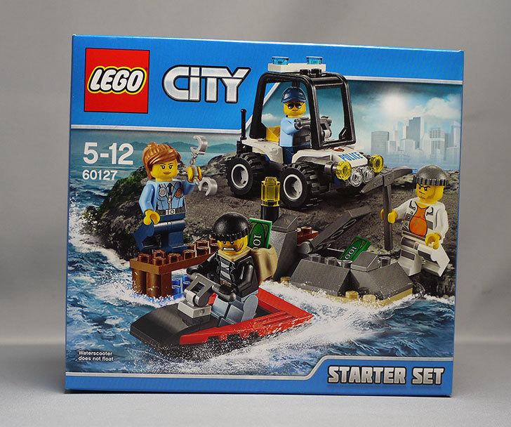 LEGO-60127-ポリス~島の脱走劇~スタートセットが届いた1.jpg