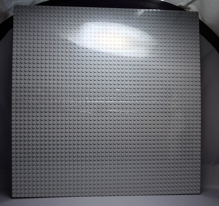 LEGO-628-基礎板-灰-48×48ポッチが届いた2.jpg