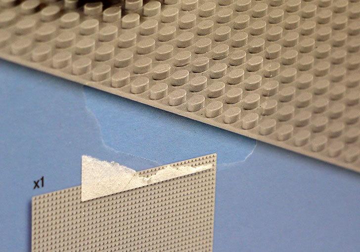 LEGO-628-基礎板-灰-48×48ポッチが届いた3.jpg