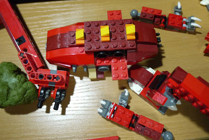LEGO-6751-レッドドラゴンの掃除をした14.jpg