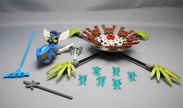 LEGO-70105-ネスト・ダイブを作った1.jpg