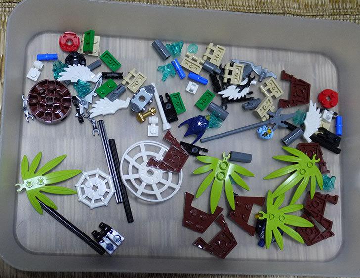 LEGO-70105-ネスト・ダイブを作った3.jpg