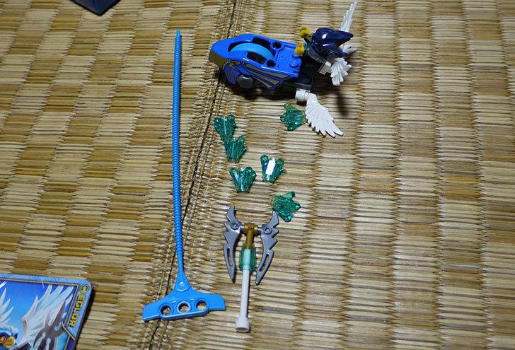 LEGO-70105-ネスト・ダイブを作った5.jpg