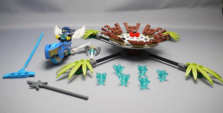 LEGO-70105-ネスト・ダイブを作った9.jpg